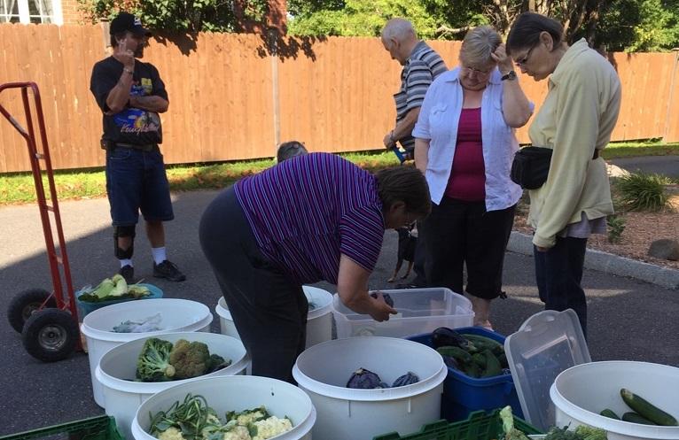 Brome-Missisquoi: le projet anti-gaspillage alimentaire porte fruit